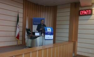 محمدرضاشعبانعلی در یازدهمین کنفرانس بین المللی مدیریت