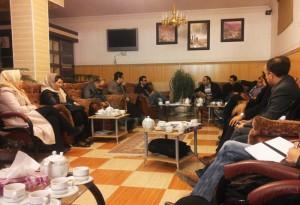 کارگاه آموزشی اصول و فنون مذاکره در شهر گرگان