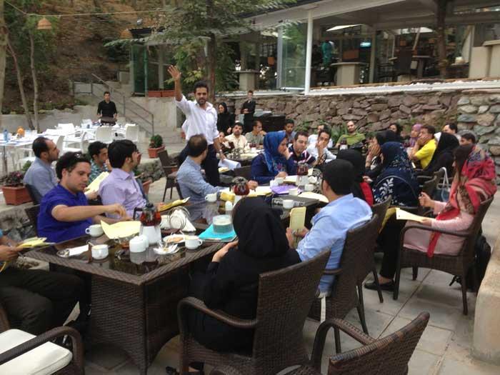 پرسشنامه لندمارک و کلاس توسعه مهارتهای فردی توسط پویا شفیعی
